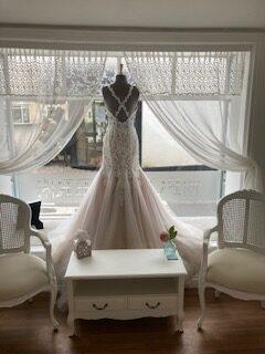 Forever Bridal Shop Window Sturminster Newton
