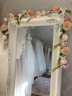 Forever Bridal Shop Mirror Sturminster Newton